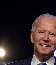Joe Biden will become the 46th president of the United States, CNN projects, after a victory in the state where he was born put him over the 270 electoral votes needed to win.