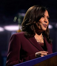 Kamala Harris, who on Saturday became America's first female, first Black and first South Asian vice president-elect, represents a new face of political power after an election all about who wields power and how they use it.