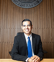 Dr. Robert Garcia is an educator and the 28th Mayor of Long Beach.