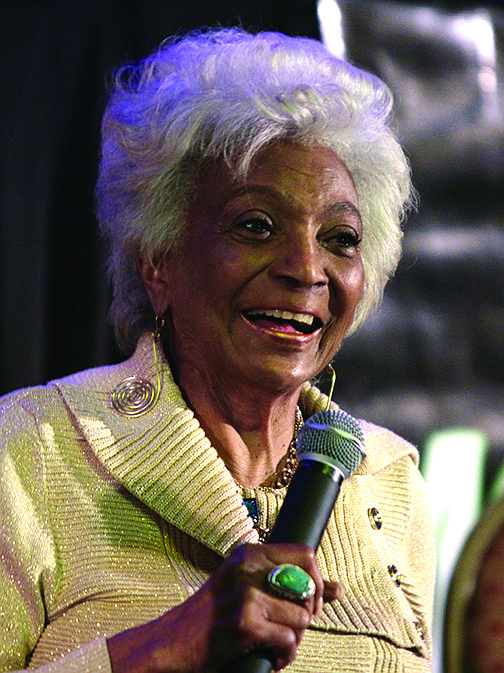 Nichelle Nichols' son is expected to ask a New Mexico court to grant..