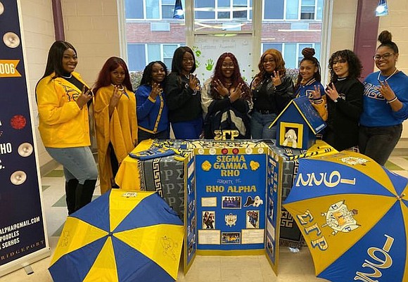 Thursday, Nov. 12, 2020 is a special day for the members of the Sigma Gamma Rho Sorority, Inc.