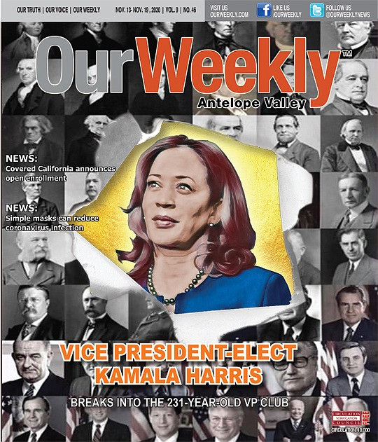 Sen. Kamala Harris' meteoric rise to the second highest office in the land...