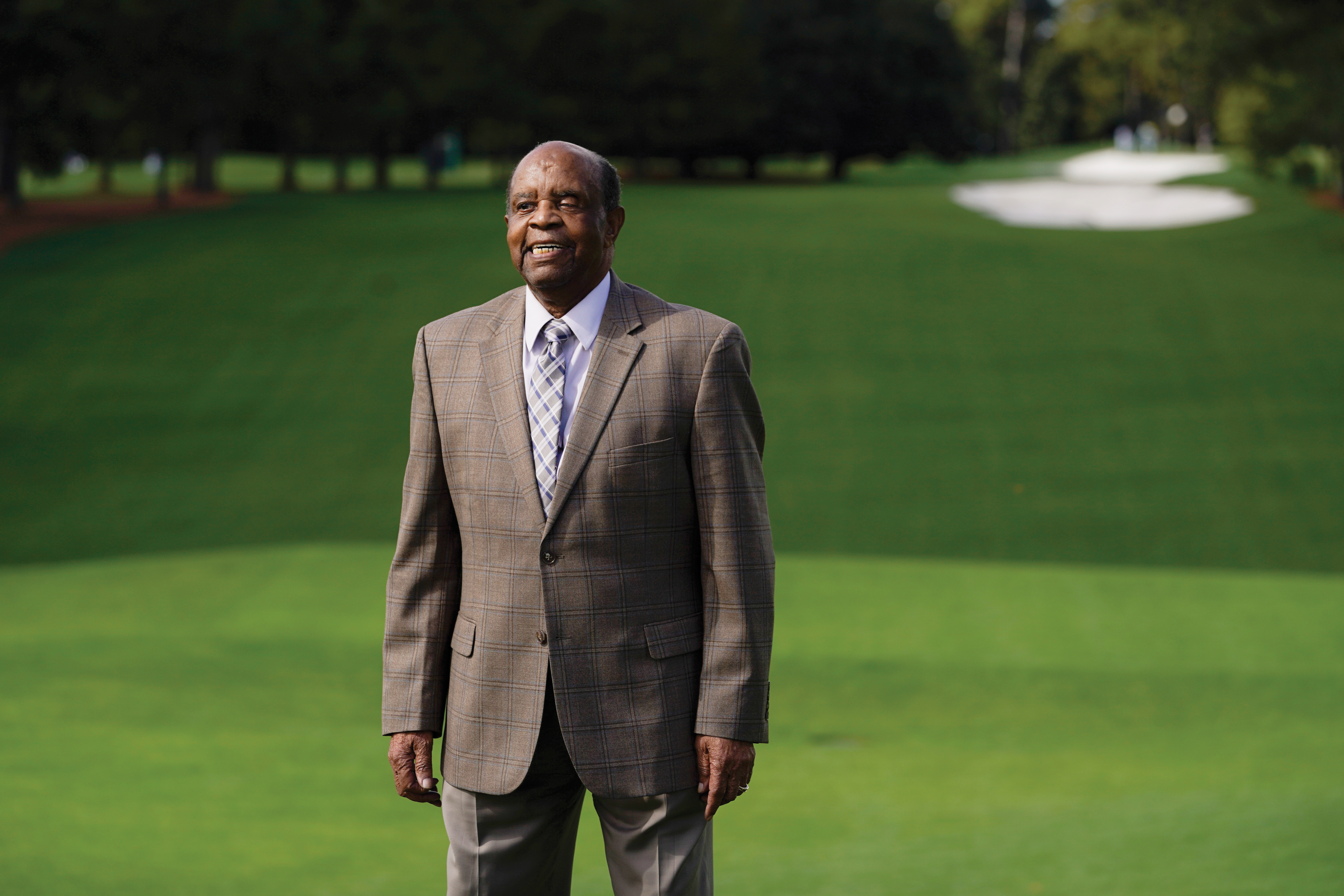 Barrier Breaking Golfer Lee Elder Being Honored By The Masters With Scholarship Richmond Free Press Serving The African American Community In Richmond Va