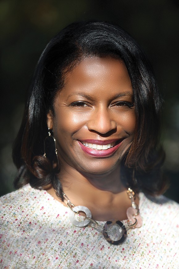 Chris L. Booker-Carlisle assumed the role of president of the Richmond Chapter of Jack and Jill of America Inc. in ...