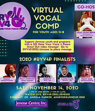Virtual Vocal Comp featuring Isaac Ryan Brown