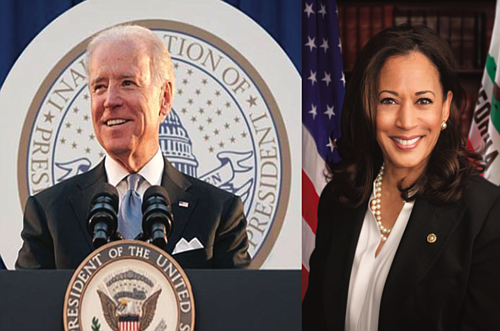 President-elect Joe Biden defeated President Donald Trump with a record number of votes on November 3, 2020. When President-elect Joe Biden and Vice President- elect Kamala Harris are sworn-in on January 20, 2021, the California senator will become the first Black/South Asian Vice President in U.S. history. Harris will also be the first woman vice president.