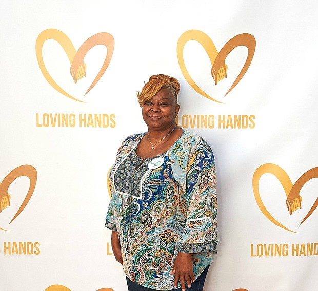 Wooten is the founder of Loving Hands Community Care, Inc.