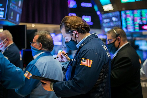 US stocks rose sharply Monday, and the Dow is closing in on 30,000 points, after Moderna said its experimental Covid-19 ...
