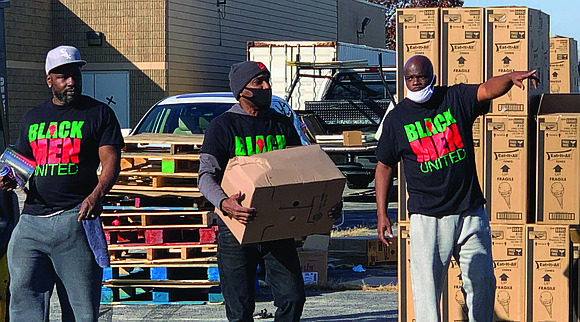 Christmas in the Wards, the 501c3 nonprofit led by Larry Huggins and Everett Rand, continued its longstanding tradition of helping ...