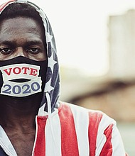 Black male voters were a key demographic in the 2020 presidential election.