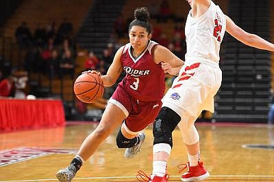 The end to the 2019-'20 season was heartbreaking for the women's basketball team at Rider University in New Jersey, which ...