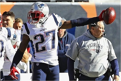 Photo Credit/ New England Patriots