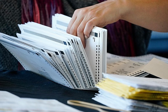 The Georgia recount for the presidential election, which was scheduled to end yesterday, is expected to confirm Joe Biden's win ...