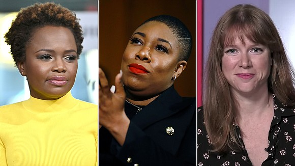 Several women who worked on Joe Biden's campaign are being considered for top White House communications roles in the Biden-Harris ...
