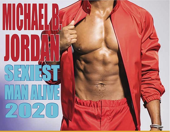 What makes a man sexy? His eyes? His body? His swag? Whatever it is, actor Michael B. Jordan clearly has ...