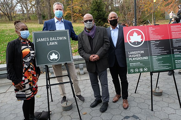 NYC Parks Renamed in Honor of the Black Experience