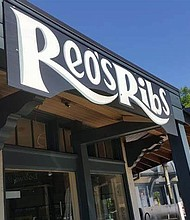 A fire of unknown origin on Monday did damage to Reo's Ribs, a Black-owned restaurant in northeast Portland, the second fire to hit the business since 2017. (Photo from Facebook page)