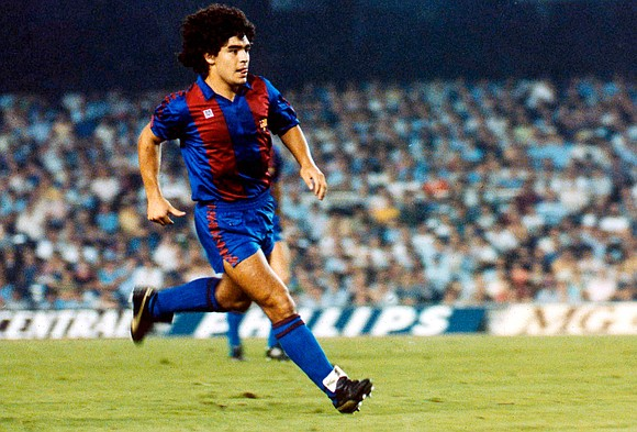 According to his agent Matias Morla, Diego Maradona died of a heart attack confirming the news to EFE, a Spanish ...