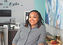 Jasmine Norton, owner of The Urban Oyster, the first female and Black-owned oyster bar in Maryland. A native of Baltimore, Norton grew up in both East Baltimore and Baltimore County. The 33-year-old is a 2005 graduate of Milford Mill Academy, and received her bachelor's and master's degrees from Bowie State University. The Urban Oyster is now operating from Hotel Revival, a boutique hotel located at 101 West Monument Street in Mt Vernon. The restaurant features charbroiled oysters and other seafood delicacies.