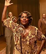 Viola Davis in Ma Rainey's Black Bottom.