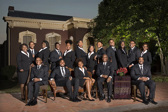 The Fisk Jubilee Singers' have been nominated for a GRAMMY...