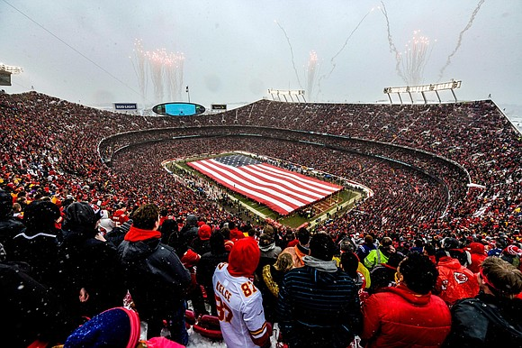 "Sports stadiums without restrictions on how many fans can attend will be one of ""the last things that you're gonna ..."