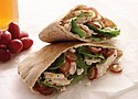 Chicken, Spinach and Grape Pita