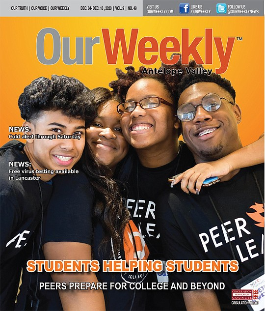 "Student influencers have been empowering ""PeerForward"" for the past 25 years..."