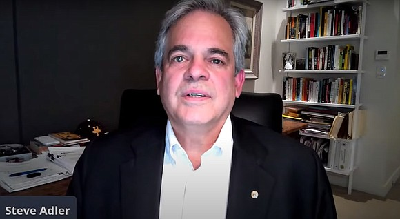 Mayor Steve Adler of Austin, Texas, said in a video posted on YouTube Wednesday that he regrets traveling to Mexico ...