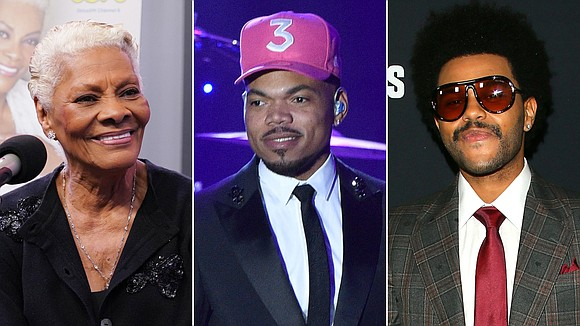 Dionne Warwick had some fun on Twitter this past weekend. The singer had some questions about the names of Chance ...