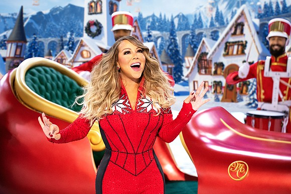 """""""Mariah Carey's Magical Christmas Special"""" is here and it's everything you dreamed it would be."""