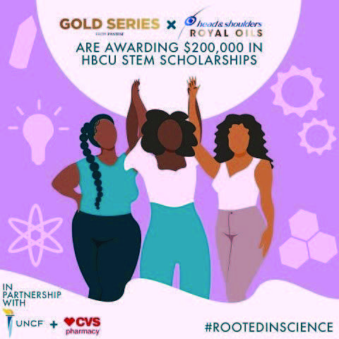 Black women have historically been underrepresented in the science, technology, engineering and mathematics (STEM) workforce. P&G brands Royal Oils by ...