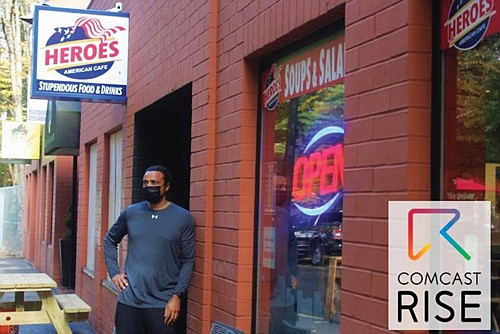 Eight Black-owned, small businesses in Portland are recipients of new Comcast RISE awards
