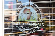 Nappily Naturals Apothecary in Leimert Park Village.