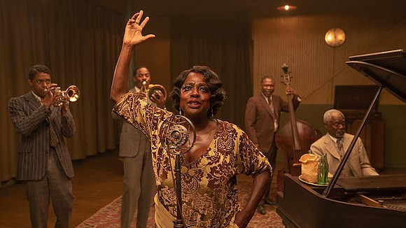 "There is no doubt in my mind that ""Ma Rainey's Black Bottom"" is a serious Oscar contender."