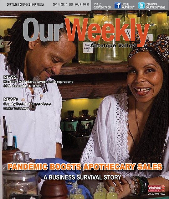 Not all Black-owned businesses are struggling during the ongoing COVID-19 pandemic...
