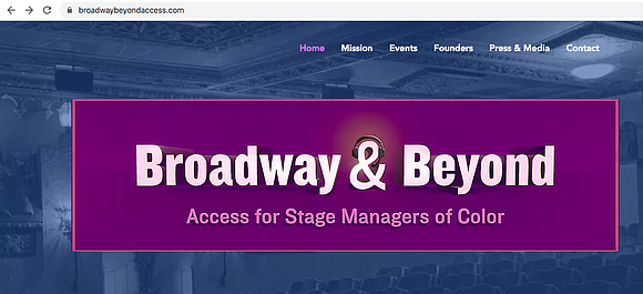 The organization, called Broadway & Beyond will give upcoming stage managers a chance to connect with and learn from industry ...