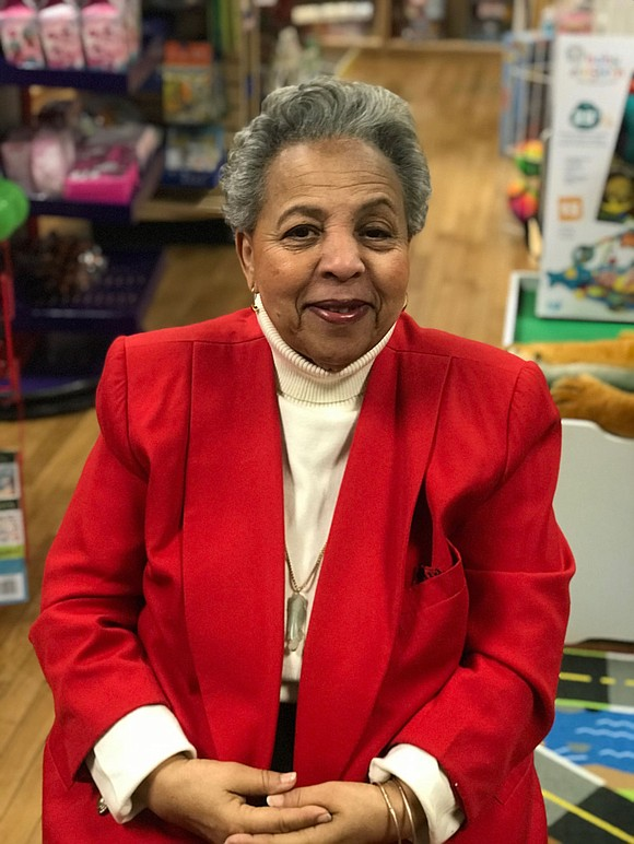 Twenty-one years ago, Dawn Harris-Martine was teaching a second-grade class in Harlem and noticed that children whose parents were working ...