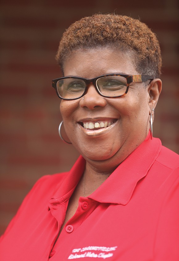 Pamela B. Smith was first inspired to join the Richmond Metropolitan Chapter of The Charmettes 25 years ago.