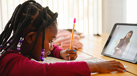 Distance learning and COVID-19 pose challenges to educators, administrators, parents