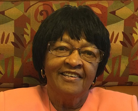 Maggie Lee Gibson, a devoted mother and community leader, departed this life on Dec. 15, 2020.