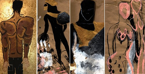 A first generation African American artist from Portland is getting some deserved recognition for her paintings, works that uplift, empower ...