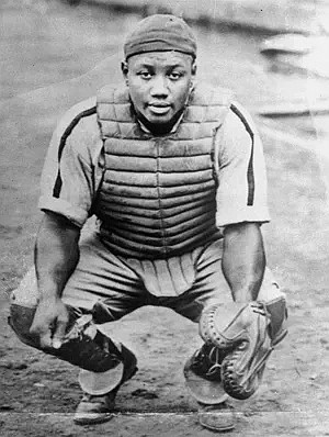 Slugging catcher Josh Gibson always had the talent to be a Major League Baseball player. That was never in question. ...