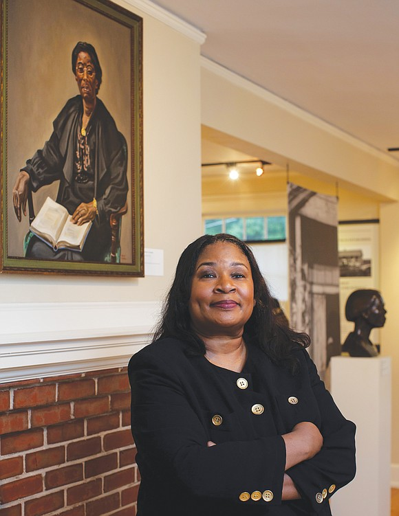 Historian Elvatrice Belsches' 20-year dream to make a documentary about noted educator Virginia E. Randolph is getting an initial boost ...