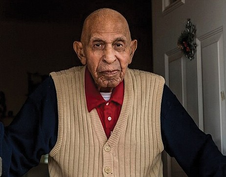 Tuskegee Airman Alfred Thomas Farrar died on Thursday, Dec. 17, 2020, in Lynchburg only days before a ceremony planned to ...