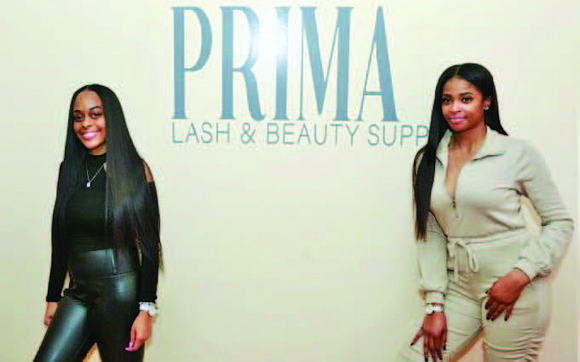 Whitney and Diamond Cumbo opened their first Prima Lash & Beauty Bar, located at 754 W. 35th St., in 2019. ...