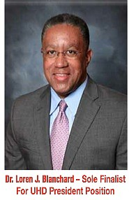 Dr. Loren James Blanchard has been named the sole finalist to become the 7th president to lead the University of ...