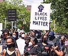 Protest march/Black Lives Matter