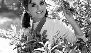 """Dawn Wells portrayed Mary Ann Summers in the CBS television program """"Gilligan's Island."""" She died in Los Angeles on Wednesday December 30, 2020, from Covid-19 complications, her publicist Harlan Boll confirmed to CNN. Credit:CBS Photo Archive/Getty Images"""