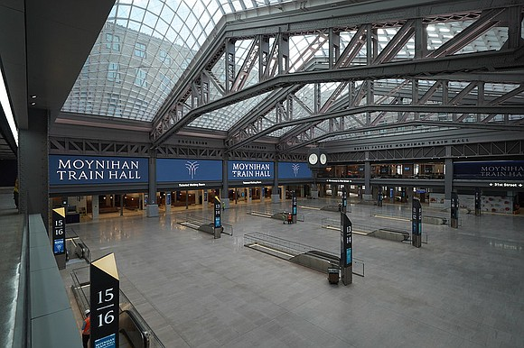 Moynihan Train Hall recently opened on New Year's Eve expanding Penn Station in Midtown. The 255,000-square-foot, $1.6 billion project transformed ...